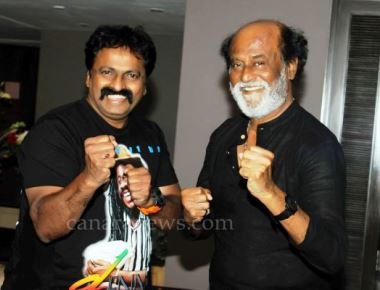 Rajinikant impressed by Yajnesh Shetty's journey from a Hotel steward to Bollywood & International Martial Art Guru