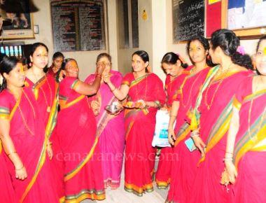 Makara Sankramana  Celebration at Ravalpada  Durgaparameshwari Temple