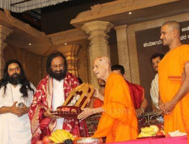 Guess why Sri Sri Ravi Shankar skipped Dharma Sansad?