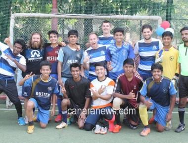 Ryan Group hosts International Football Players from USA