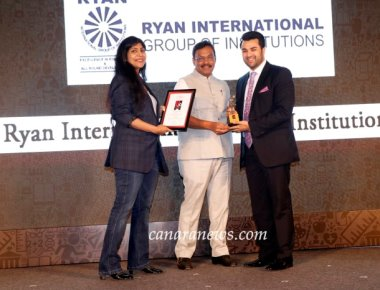 Best Education Brands - 2018 Award to Ryan School