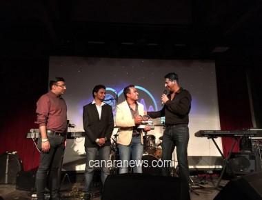 Prajoth D'sa bags two awards at the Artist Aloud Music Awards