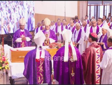 'Bishop Sequeira Left Behind A Legacy Of Making Mission Possible'
