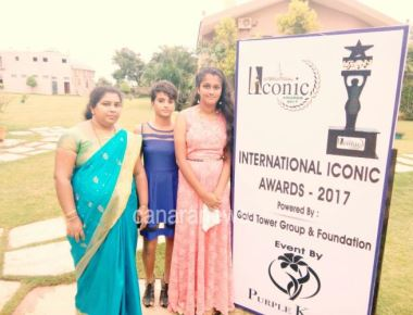 Holy Rosary English Medium School Kundapur  receives Prestigious Iconic Award