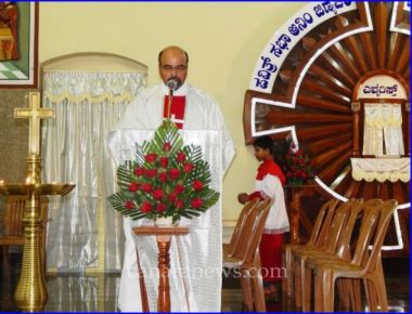 Kundapur: Celebration of Our Lady of Rosary Feast