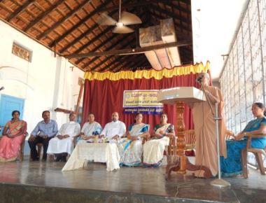 Women's day celebration by Kundapura Women's Catholic Association