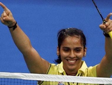 Saina assured of bronze at World Ch'ship