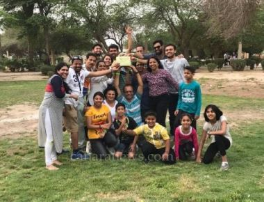 "SACAA Kuwait ""Fun in The Sun"" – A successful family picnic"