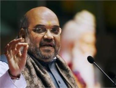 Shah attacks Mamata, Rahul on NRC issue