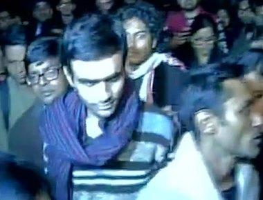 JNU row: Umar Khalid, Anirban Bhattacharya surrender to Delhi Police