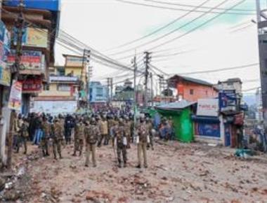 No damage to any gurdwara in Shillong: Rijiju