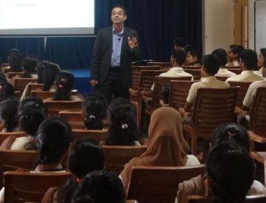 'Communication skills' programme held at SMVITM