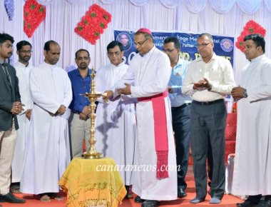 'Diamond Jubilee-Hostel Day' celebrated at St Philomena College Men's Hostel