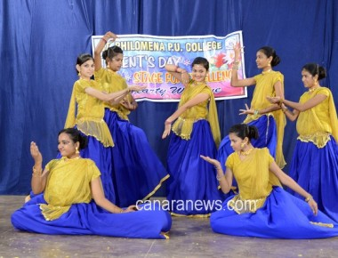 Talents Day concluded at St Philomena PU College Puttur