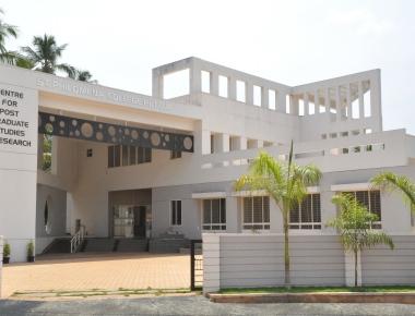 Admissions to PG Courses at St Philomena College Puttur