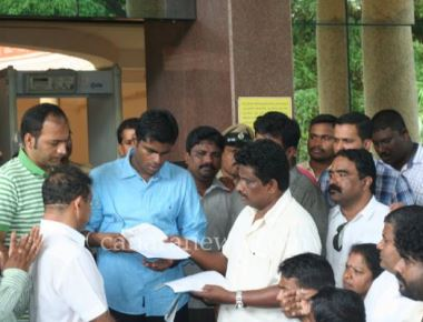 Congressmen gave memo to SP of Udupi against the local newspaper