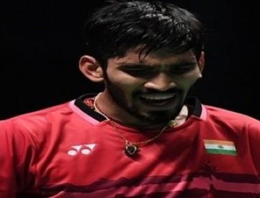 Ruthless Srikanth whips Sakai to win Indonesian Open