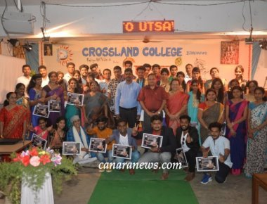 Utsav-2019 at Crossland College