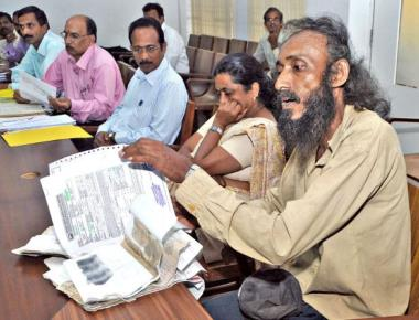 This Sullia man has been living in his car in forest for 15 years