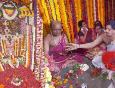 The Annual Saibaba Pooja and Sathyanarayana Mahapooja by SAri Sainatha Mahamandali Colaba- Cuffe Parade