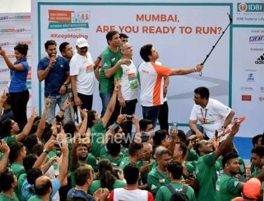 IDBI Federal Life Insurance Mumbai Half Marathon
