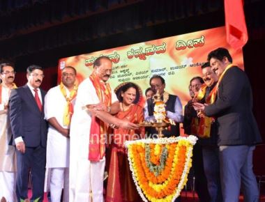 Sharjah Karnataka Sangha's 15th Anniversary and Mayura Award Function a Grand Event