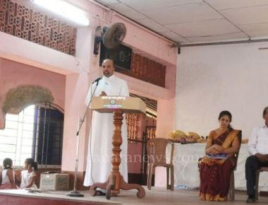 """""""Prathibha Sanje"""" by Kundapura Deanery Catholic Sabha"""