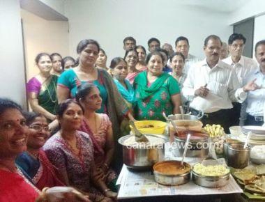 Kannada Sangha Santacruz ogranised Get-together at Kalina