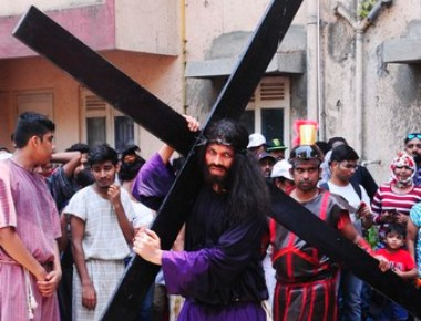 Commemorating 27 Years of The Way of the Cross Live on the Streets