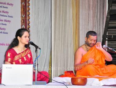 Religious Programme from Jnana Bharati Spiritual Forum