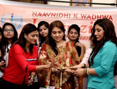 Shaina NC and Mickey Mehta launches Dr. Naavnidhi K Wadhwa Inner Diva - Meditation & Breakfast Club