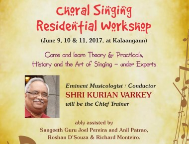 Choral Singing Workshop