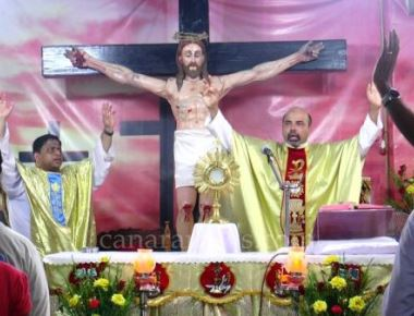 Confraternity Sunday Celebrated in Gangolli parish.