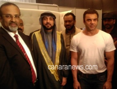 Bollywood Actor Sohail Khan Inaugurated Realty India Expo 2017 in Dubai