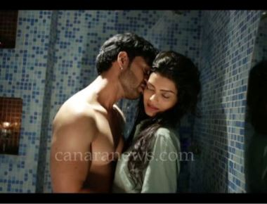 Never ending showers for Sonali Raut and Yuvraaj Parashar