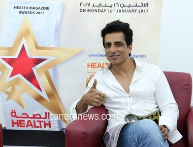 HEALTH Magazine's 'Annual Health Awards' a Great Initiative, says Sonu Sood
