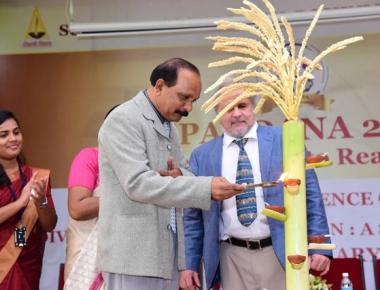 International conference 'Spandana' held at Roshni Nilaya