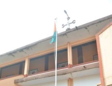71th Independence Day Celebrated at St Philomena College Puttur