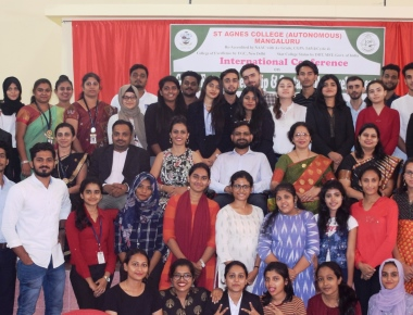 "ST AGNES COLLEGE (AUTONOMOUS), MANGALURU Organizes INTERNATIONAL CONFERENCE ON ""GREEN ENTREPRENEURSHIP AND SUSTAINABLE DEVELOPMENT"""