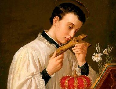 St Aloysius, a Visionary Saint in Modern Times - by Ashish Joseph Carvalho