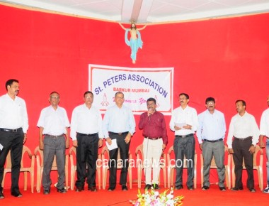 12th Annual General Assembly – 30th Anniversary Celebration Celebrated by St. Peter's Association Barkur (Mumbai)