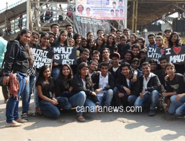 A Successful Street Play organized by the Students of Saraf College