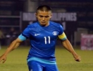 Chhetri determined to perform at 2019 Asian Cup