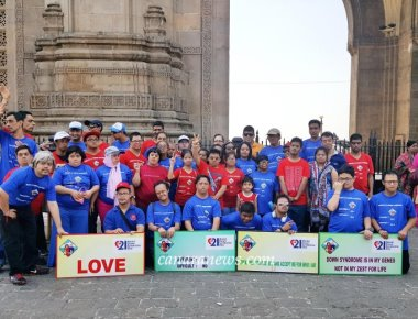 Down Syndrome Association Mumbai celebrated WDSD 2018