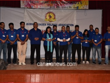 KCWA Talent competition 2015