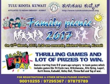 TKK Family Picnic - 2017