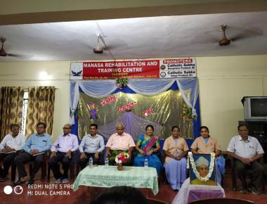 Teachers day celebration and felicitaion in Manasa Pamboor