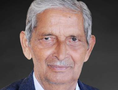 Retired teacher Charles Gonsalves Expired