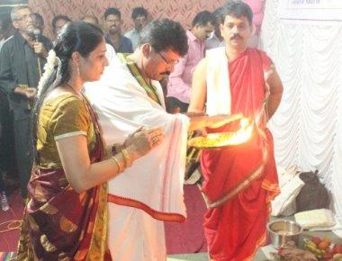 Shri Stayanarayana Mahaa Pooja – Felicitation Program was Held at Jogeshwari by Thiya Samaj (W) Zone, Mumbai