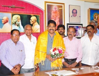 8th Annual General Meeting of Mumbai Committee of Brahmashree Baidarkala Garadi Thonse held at Mumbai